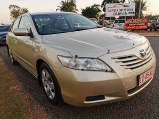 2006 Toyota Camry ACV40R Altise Silver 5 Speed Automatic Sedan.