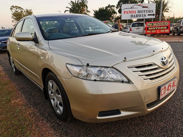 Used Toyota Camry ACV40R Altise Pinelands, 2006 Toyota Camry ACV40R Altise Silver 5 Speed Automatic Sedan