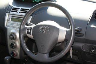 2005 Toyota Yaris NCP91R YRS Quicksilver 4 Speed Automatic Hatchback
