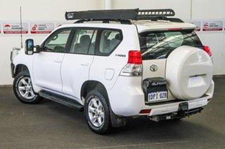 2011 Toyota Landcruiser Prado KDJ150R GXL (4x4) 5 Speed Sequential Auto Wagon.