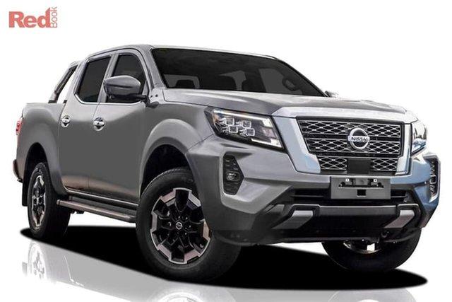 New Nissan Navara D23 MY21 ST-X Gympie, 2021 Nissan Navara D23 MY21 ST-X Twilight Grey 7 Speed Sports Automatic Utility