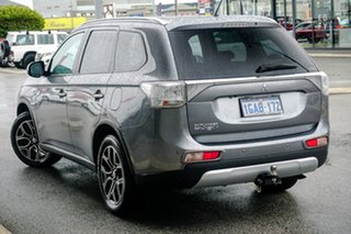 2015 Mitsubishi Outlander ZJ MY14.5 Aspire 4WD Grey 6 Speed Sports Automatic Wagon.