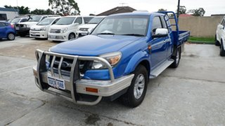 2009 Ford Ranger PK XLT Super Cab Blue 5 Speed Automatic Utility.