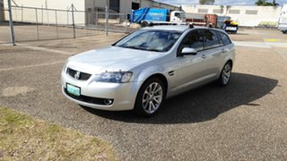 2009 Holden Calais VE MY10 V Silver 6 Speed Automatic Sportswagon
