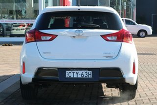 2014 Toyota Corolla ZRE182R Ascent Sport S-CVT Super White 7 Speed Constant Variable Hatchback