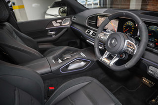 2021 Mercedes-Benz GLE-Class V167 801+051MY GLE63 AMG SPEEDSHIFT TCT 4MATIC+ S Obsidian Black.