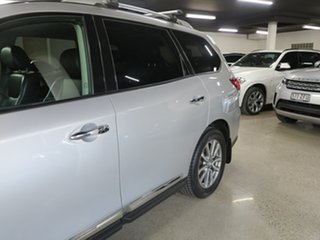 2016 Nissan Pathfinder R52 Series II MY17 ST-L X-tronic 2WD Silver 1 Speed Constant Variable Wagon