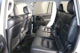 2014 Toyota Landcruiser VDJ200R Altitude (4x4) Pearl White 6 Speed Automatic Wagon