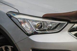 2014 Hyundai Santa Fe DM MY14 Elite Silver 6 Speed Sports Automatic Wagon