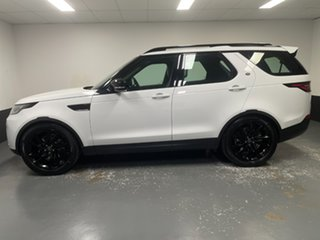 2017 Land Rover Discovery Series 5 L462 MY17 HSE Polaris White 8 Speed Sports Automatic Wagon