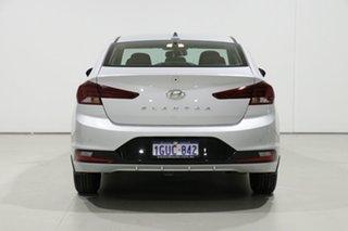 2019 Hyundai Elantra AD.2 MY19 Go Silver 6 Speed Automatic Sedan