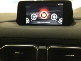 2017 Mazda CX-5 KF4WLA Touring SKYACTIV-Drive i-ACTIV AWD Machine Grey 6 Speed Sports Automatic