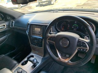 2013 Jeep Grand Cherokee WK MY2013 Overland Black 6 Speed Sports Automatic Wagon