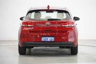 2020 Hyundai i30 PD2 MY20 Active Firey Red 6 Speed Sports Automatic Hatchback
