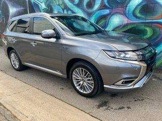 2020 Mitsubishi Outlander ZL MY21 PHEV AWD Exceed Titanium 1 Speed Automatic Wagon Hybrid.