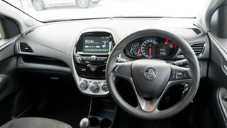 2016 Holden Barina TM MY17 LS White 5 Speed Manual Hatchback