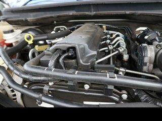 2015 Mazda BT-50 MY13 XT (4x4) White 6 Speed Automatic Dual Cab Utility