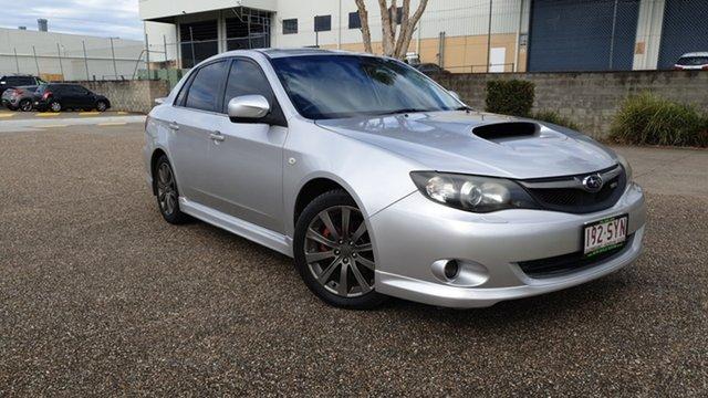 Used Subaru Impreza MY10 WRX (AWD) Underwood, 2010 Subaru Impreza MY10 WRX (AWD) Silver 5 Speed Manual Sedan