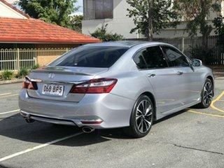 2016 Honda Accord 9th Gen MY16 V6L Silver 6 Speed Sports Automatic Sedan.