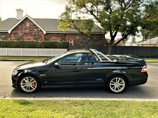 2012 Holden Ute VE II MY12.5 SS V Z Series Black 6 Speed Sports Automatic Utility