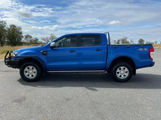 2017 Ford Ranger PX MkII XLS Double Cab Winning Blue 6 Speed Sports Automatic Utility