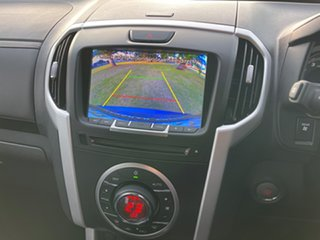 2017 Isuzu MU-X MY17 LS-T Rev-Tronic 4x2 Grey 6 Speed Sports Automatic Wagon