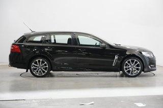2017 Holden Commodore VF II MY17 SV6 Sportwagon Black 6 Speed Sports Automatic Wagon