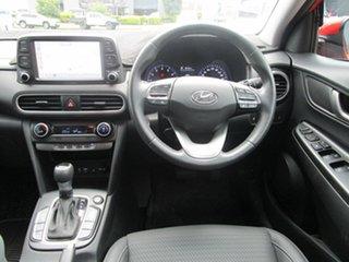 2019 Hyundai Kona OS.2 MY19 Highlander 2WD Orange 6 Speed Sports Automatic Wagon