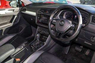 2018 Volkswagen Tiguan 5N MY18 110TDI DSG 4MOTION Comfortline White 7 Speed