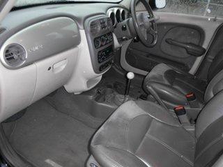 2002 Chrysler PT Cruiser PT Classic Black 5 Speed Manual Wagon