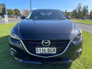2015 Mazda 3 BM5238 SP25 SKYACTIV-Drive Jet Black 6 Speed Sports Automatic Sedan.