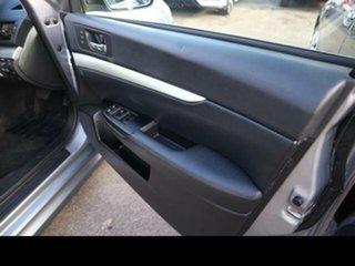 2010 Subaru Liberty MY11 2.5I Premium Silver Continuous Variable Wagon
