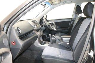 2007 Toyota RAV4 ACA33R CV (4x4) Grey 5 Speed Manual Wagon