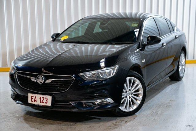 Used Holden Calais ZB MY18 Liftback Hendra, 2018 Holden Calais ZB MY18 Liftback Black 9 Speed Sports Automatic Liftback