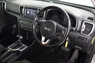 2016 Kia Sportage QL MY16 SI (FWD) Silver 6 Speed Automatic Wagon