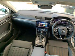 2021 Skoda Superb NP MY21 162TSI DSG Style White 6 Speed Sports Automatic Dual Clutch Wagon