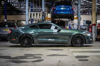 2016 Ford Mustang FM GT Fastback Green 6 Speed Manual Fastback
