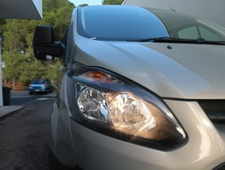 2015 Ford Transit Custom VN 330L Low Roof LWB Gold 6 Speed Manual Van.