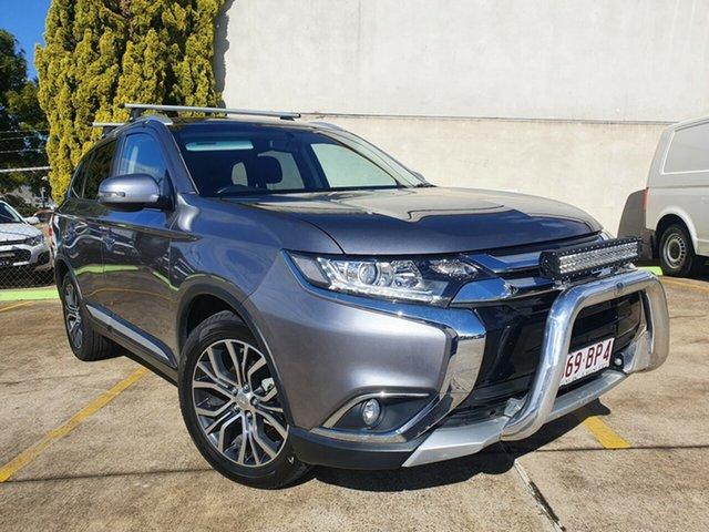 Used Mitsubishi Outlander ZK MY17 LS 4WD Toowoomba, 2017 Mitsubishi Outlander ZK MY17 LS 4WD Grey 6 Speed Constant Variable Wagon