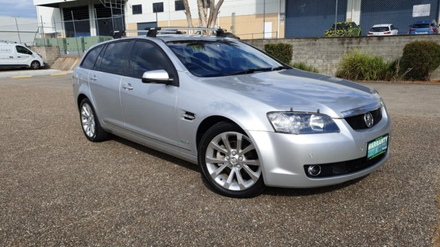 Used Holden Calais VE MY10 V Underwood, 2009 Holden Calais VE MY10 V Silver 6 Speed Automatic Sportswagon