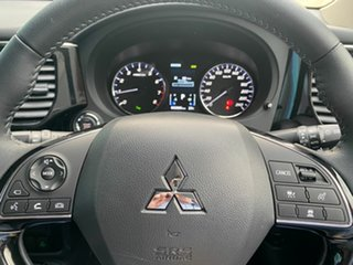 2020 Mitsubishi Outlander ZL MY21 Exceed AWD Sterling Silver 6 Speed Constant Variable Wagon
