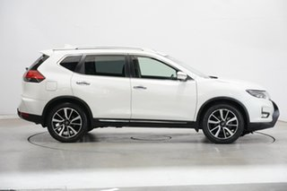 2019 Nissan X-Trail T32 Series II Ti X-tronic 4WD White 7 Speed Constant Variable Wagon