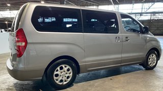 2013 Hyundai iMAX TQ-W MY13 Silver 4 Speed Automatic Wagon
