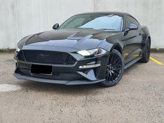 2019 Ford Mustang FN 2019MY GT Black 10 Speed Sports Automatic Fastback.