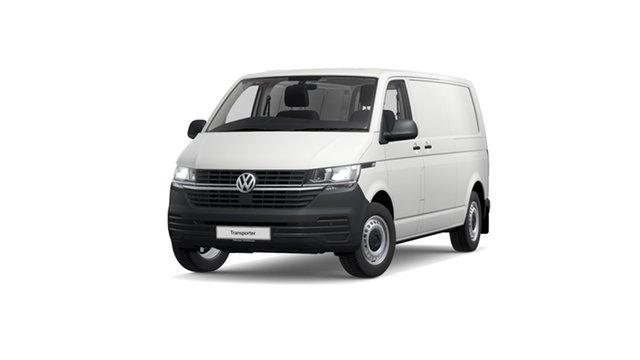 New Volkswagen Transporter Transporter Hamilton, 2021 Volkswagen Transporter T6.1 LWB Van Candy White 7 Speed Semi Auto Van