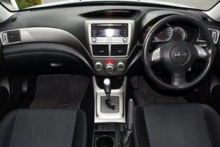 2009 Subaru Impreza G3 MY09 RS AWD Spark Silver 4 Speed Sports Automatic Hatchback.