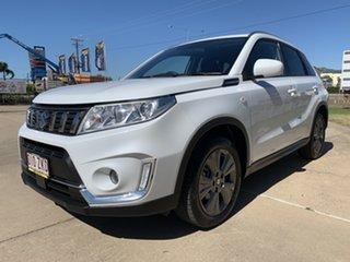 2019 Suzuki Vitara LY Series II 2WD White/060220 6 Speed Sports Automatic Wagon