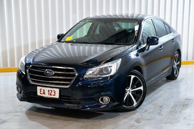Used Subaru Liberty B6 MY16 2.5i CVT AWD Premium Hendra, 2016 Subaru Liberty B6 MY16 2.5i CVT AWD Premium Blue 6 Speed Constant Variable Sedan