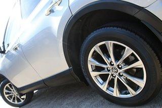 2018 Toyota RAV4 ASA44R MY18 Cruiser (4x4) Silver Sky 6 Speed Automatic Wagon