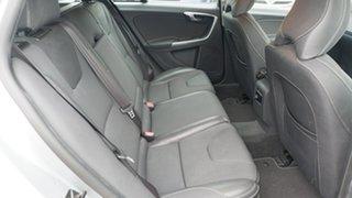 2013 Volvo V60 F Series MY13 T5 PwrShift R-Design Silver 6 Speed Sports Automatic Dual Clutch Wagon